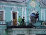 Патриарх Московский и всея Руси Кирилл. Троице-Сергиева лавра, 18.07.2012