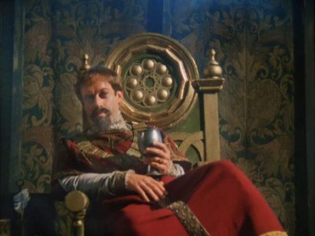 Кадр из фильма «Робин из Шервуда»