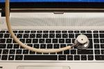 Компьютер на профилактике
