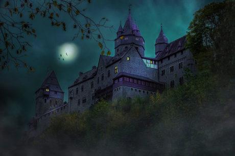 Луна над замком